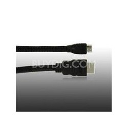 High Speed mini-HDMI to HDMI A/V Cable - 6 Feet