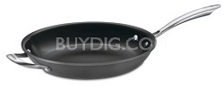 "12"" Skillet w/Helper Handle (GG22-30H)"