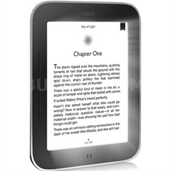 NOOK Simple Touch with GlowLight E-Ink Reader w/ 2GB Memory - OPEN BOX