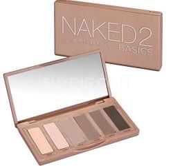 NAKED2 Eyeshadow Palette BASICS