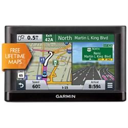 """nuvi 55LM 5"""" GPS Navigation w/ Lifetime Maps  - Garmin Refurb w/ 1 year warranty"""