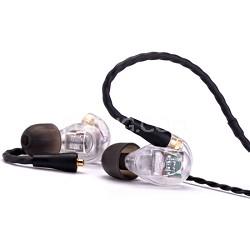 UM Pro 30 High Performance In-ear Headphone (Clear) - 78516