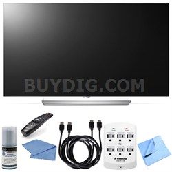 "55EF9500 55"" 2160p 4K Ultra HD Smart 3D Flat Quad OLED TV 3840 x 2160 Wi-Fi"