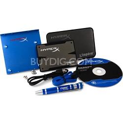 120GB HyperX 3K SSD SATA 3 2.5 Upgrade Bundle Kit