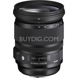 24-105mm F/4 DG HSM A-Mount ART Lens for Sony SLR - 635-205