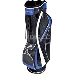 CVX Cart Bag - Royal/Black/White - OPEN BOX Retail