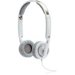 PX200 II Collapsible High-Performance Closed Headphones - White