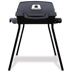 Model Porta-Chef Liquid Propane 14,000 BTU Portable Gas Grill, Black - OPEN BOX