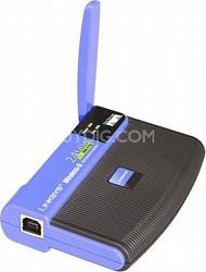 Wireless-G USB Network Adapter - OPEN BOX