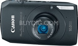 Powershot SD4000 IS 10.1 MP Digital ELPH Camera (Black)