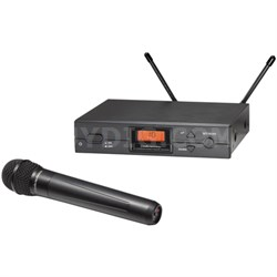 2000 Series Wireless Handheld Microphone System (ATW-2120AD)
