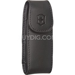 Leather Large Clip Pouch Swiss Army Knife Pouch (33256)