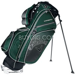 Warbird Xtreme Stand Bag for Golf (5111017) Green/Black