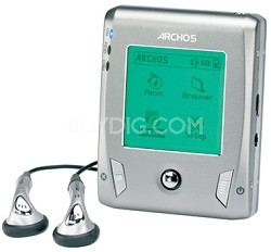 Gmini XS200 Extremely Small 20GB MP3 Player