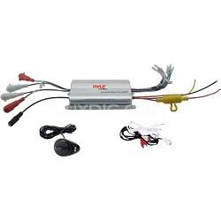 4-Channel Waterproof MP3/iPod Marine Power Amplifier