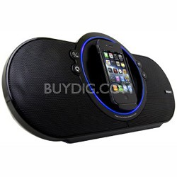"IPDS-10 - ""The Flow"" Docking System for iPod and iPhone"