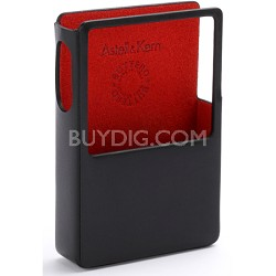 Black Leather Case for AK120 Models