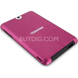 """Colored Back Cover for Thrive 10"""" Tablet (Raspberry)"""