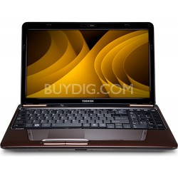 "Satellite 15.6"" L655-S5166BN Notebook PC - Brown Intel Ci5 480M Processor"