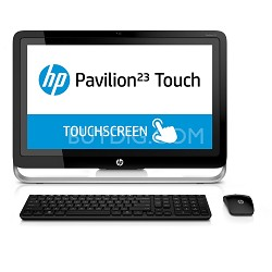 """Pavilion 23-p029c 23"""" Intel i5 4570T  All In One PC"""