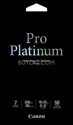"""Photo Paper Pro Platinum 4"""" X 6"""" - 50 Sheets"""