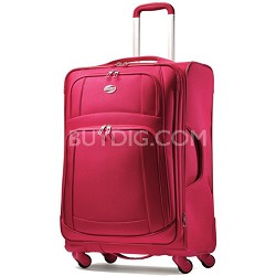 iLite Supreme 21 Inch Expandable Spinner Suitcase (Honeysuckle) Retail