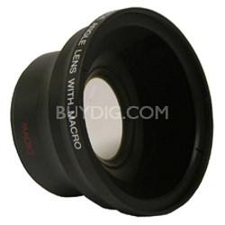 Digital Optics .43X Professional Grade Wide Angle Lens w/ Macro - 58mm