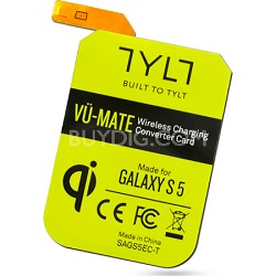 VU-MATE Wireless Charging Receiver Card for Samsung Galaxy S5