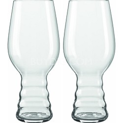 2-Pack Beer Classics IPA Glass, 19-Ounce