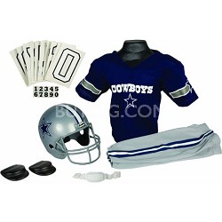 NFL Deluxe Team Small Uniform Set - Dallas Cowboys, Small