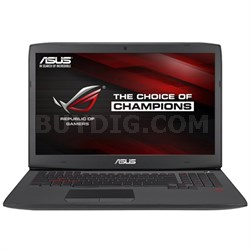 "ROG G751JL-WH71(WX) 17.3"" Intel Core i7 4720HQ Gaming Laptop"