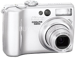 Coolpix 5900 Digital Camera