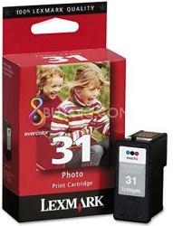 #31 Photo Print Cartridge