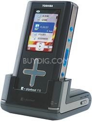 MEG-F10K 10 GB gigabeat Player - Black Acrylic