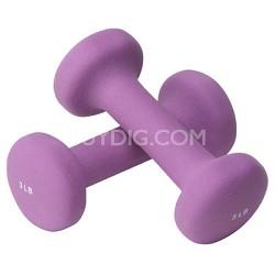 HW3 Hand Weights - 3 Lbs. each/ 6 lb. pair