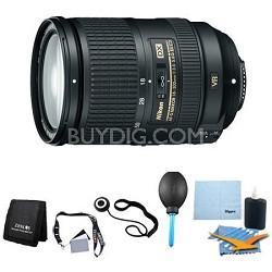 AF-S DX NIKKOR 18-300mm f/3.5-5.6G ED VR (2196) Lens Kit Bundle
