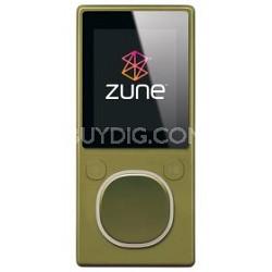 Zune 2nd Generation 8GB Media Player (Green)