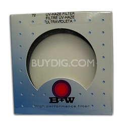 72mm UV SHPMC Protective Filter - 65-070147