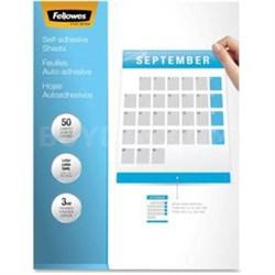 Laminating Sheets 50 pk Clear