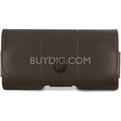 Hip Holster for Juice Pack & Juice Pack Plus (Brown)