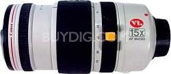 15X Zoom Lens CL8-120mm f/1.4-2.1 - BRAND NEW TORN BOX