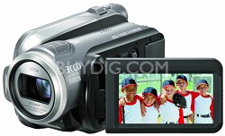 HDC-HS9 3CCD 60GB Hard Drive HD Hybrid Camcorder - REFURBISHED