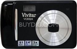 Vivicam 8324 Digital Camera (Black)