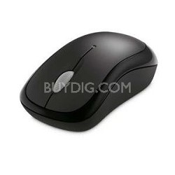 Black Wireless Mouse 1000