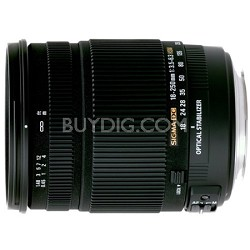 18-250mm F3.5-6.3 DC OS HSM IF Lens for Nikon with Optical Stabilizer