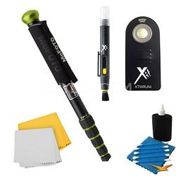 WalkAbout Green Monopod Accessory Kit