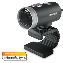 LifeCam Cinema 720p HD Webcam in Black - H5D-00013