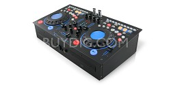 DMX-BP3 Professional Double CD 2 CH Mixer