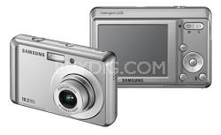 """SL30 10MP 2.5"""" LCD Digital Camera (Sliver)"""