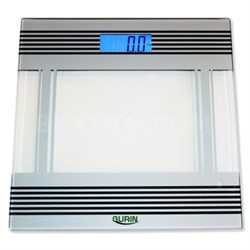 Precision Digital Bathroom Scale w/ Extra Large Backlit and Auto-On